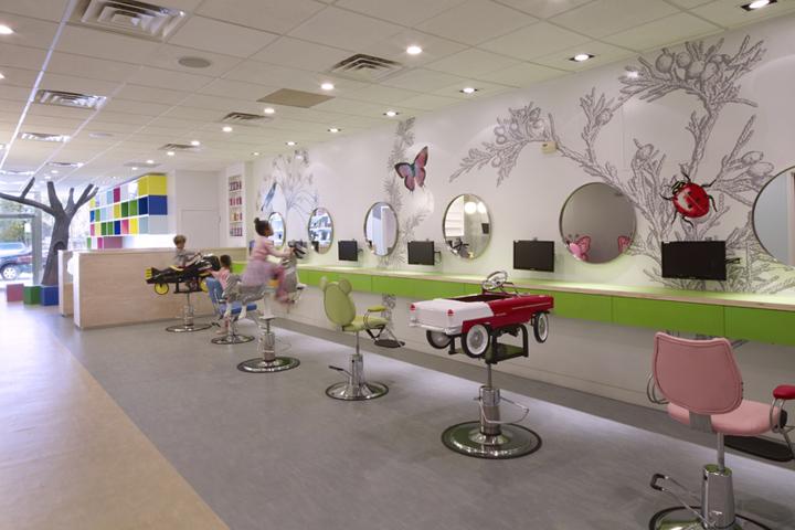 Amenajare Sau Renovare Salon Frizerie Pentru Copii Bucuresti 1
