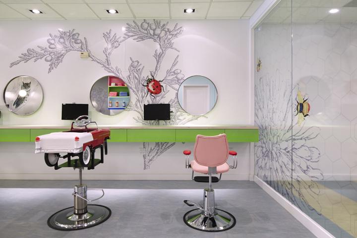 Amenajare Sau Renovare Salon Frizerie Pentru Copii Bucuresti 5